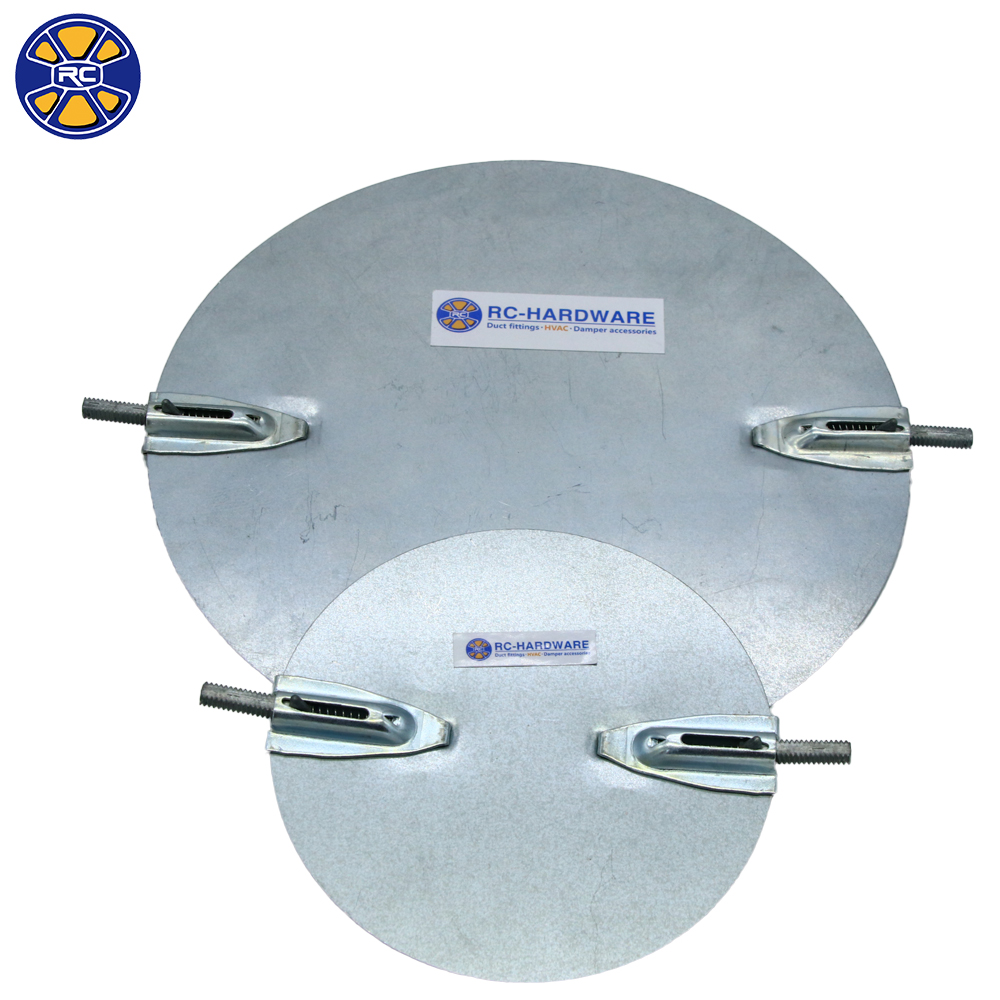 Sheet Metal Duct Volume Control Damper for Take-off