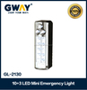 latest rechargeable led lamp portable led light mini emergency light