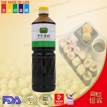 1Lchinese Natural flavor organic soy sauce