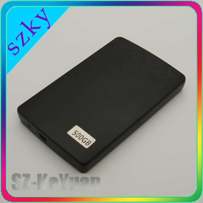 "2.5"" USB2.0 SATA External 500GB Hard Drive"