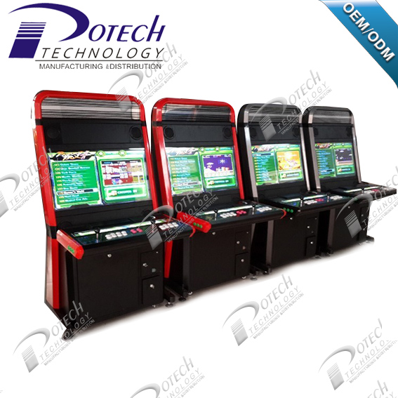 New design 32 Inch Arcade Cabinet Game Token machine