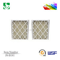 Pleated Furnace Air Filter for Ultravation 20x25x5 MERV 8