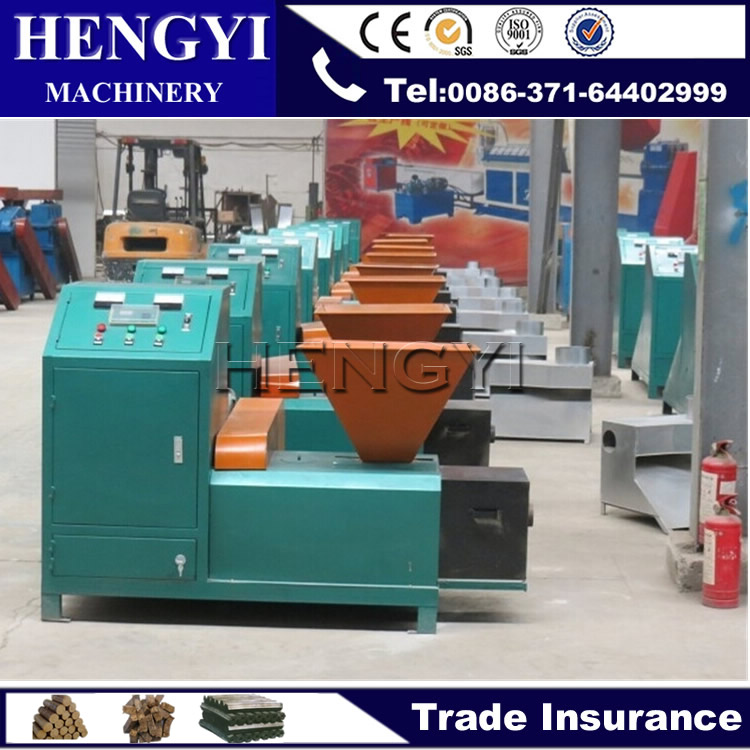 New Excellent sawdust hollow briquette price/sawdust briquette machine/sawdust charcoal briquettes with whole line CE