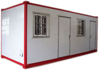 Mobile Storage container / Portable Container Home /Prefabricated Container office