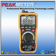Best Multi function digital multimeter peak meter MS8229