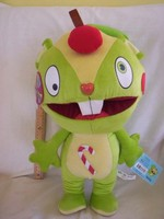 "NUTTY Large Plush New w/ Tags 18""/46cm Tall Huge Soft Toy!"