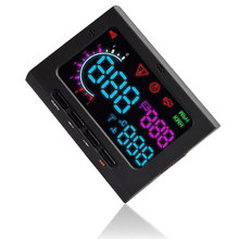 Car HUD Head Up Display Car OBD2 II EUOBD Overspeed Warning System Projector Windshield Auto Electronic Voltage Alarm