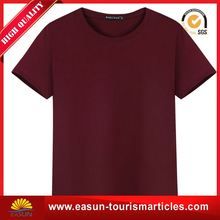Low price front open t-shirt dry fit t shirt Thailand t shirt dry fit