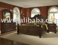 Edinburg bedroom set