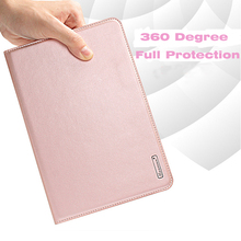 360 degree leather tablet case,7 inch tablet case
