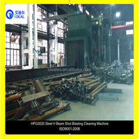 Top grade durable Steel plate abrasive blasting equipment for sale