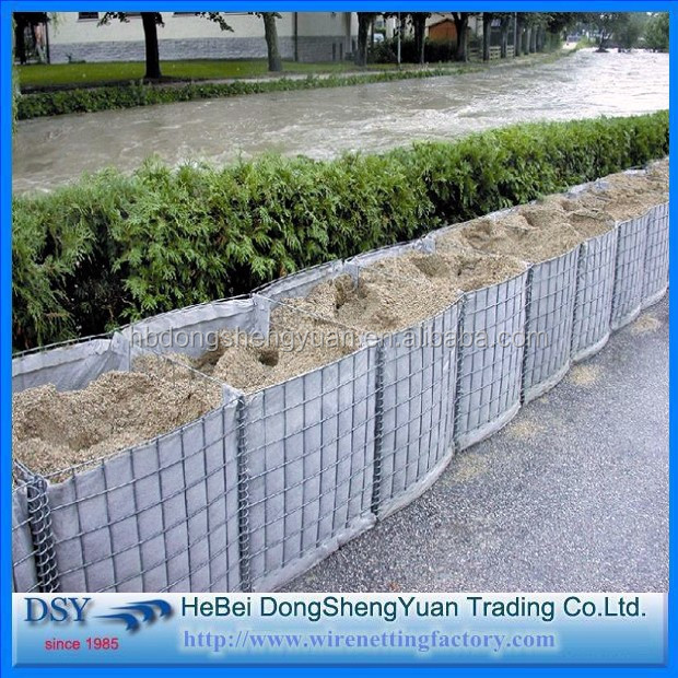 High Quality Hesco Barrier Defence Wall for Army