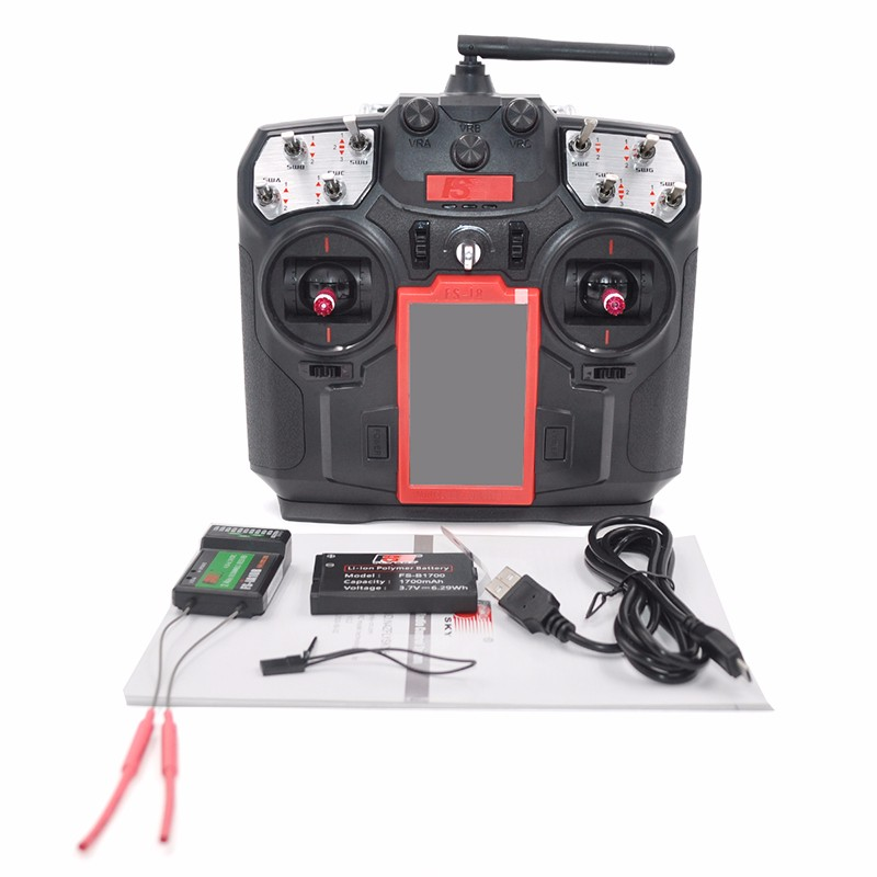 Newest Flysky FS- I8 Radio Remote Control Transmitter With IA10B Receiver