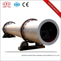 High Efficient Three-cylinder Rotary Drum Dryer Multifunctional Rotary Drum Drier Professional Roary Drying Machine