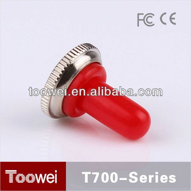 CE,IP67,RoHS safety toggle switch cap