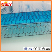 Hot Sell on Alibab Polycarbonate Sheet 10 Years Warranty with Full UV Coat Factory Selling