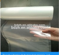 BPA free quality Embossing biodegradable Nylon /LDPE vacuum seal bag