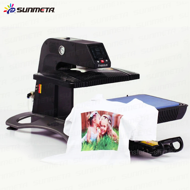 T Shirt Printing Machine Low Prices St 420 3d Sublimation