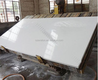 alabaster white solid surface sheets , Transparent acrylic interior wall pane, modified acrylic solid surface shower wall panels