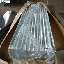 PPGI ppgl lowes metal corrugated galvanized steel coil roofing sheet price