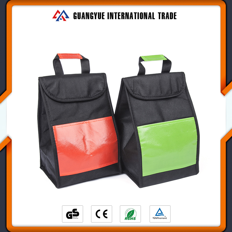 Guangyue Manufactured Products Thermal Insulated Thermostat Cooler Shopping Bags
