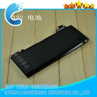 "Battery A1322,A1322 laptop battery, For APPLE MacBook Pro 13 "" Unibody battery notebook for A1278 MC700 MC374 Mid 2009 2010 2011"