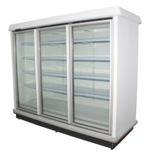 Supermarket Multideck Refrigerator Showcase Display Freezer