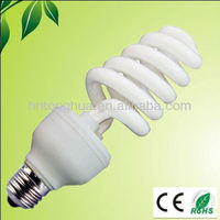 Half Spiral CFL Energy saving lamp/bulb