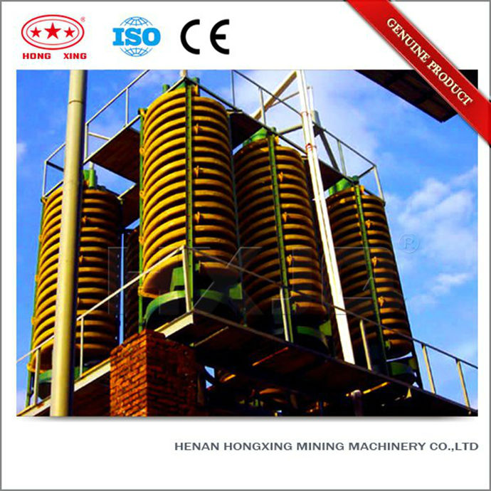 Ilmenite Iron Ore Spiral Chute Suppliers