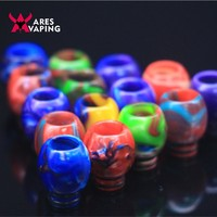 Disposable 510 Rubber Drip Tips Round