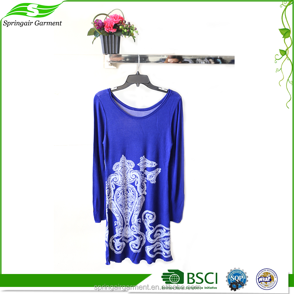 Good Price Womens Summer Dress Women Frock Casual Designs For Pakistani Girls