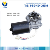 Economical Truck Auto Parts Electric Wiper Motor 50W