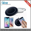 qi wireless charger with CE ROHS FCC compliant, wireless power bank charger portable phone charger importer mobile accessories