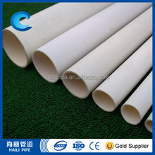 DN50mm-200mm National standard cheap pvc pipe for drainage/made in china