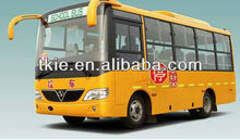 35seat SLG6660XC3E school bus dimensions