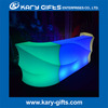 Plastic table nightclub led drinks bar