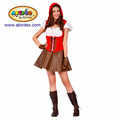 Red Riding Hood Girl costume (15-167) as lady carnival costumes with ARTPRO brand
