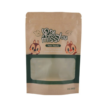 China factory Waterproof kraft paper bag for milk powder