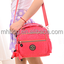 2016 New Nylon Lady Single Shoulder Sling Bag Messenger for Women