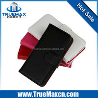 OEM Premium Leather Case for Samsung Galaxy S5 mini SM-G800