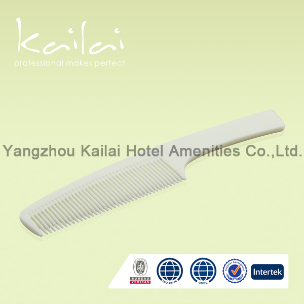 Hotel Disposable Hair Comb