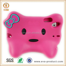 2014 new arrival Hello kitty design for iPad mini 2 kid case