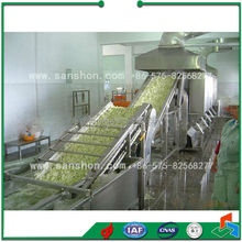 whole-set equipment of vegetable dehydration