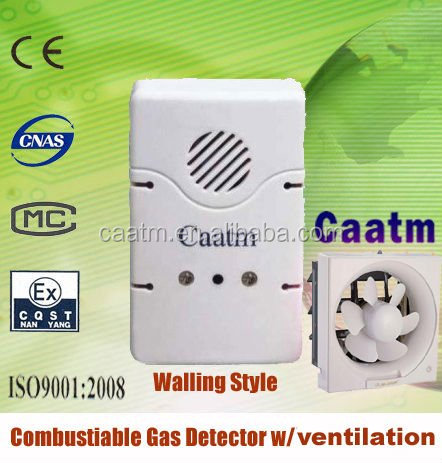 LPG Gas Leak Alarm Detector Safety Device Manufacturer Price