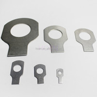 zinc plated DIN93 tab washers
