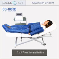 pressotherapy 3 in 1 slimming beauty instrument /pressoterapia lymph drainage machine