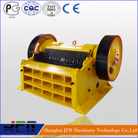 New design China economical and enviroment protected jaw crusher animation