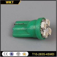 Low price hot sell T10-4-2835 t10 led car white light bulb