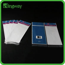 Self-adhesive Plastic Opp Header bag Package for watch