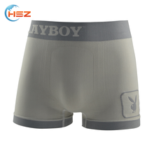 HSZ-0011 New Technology Product 2017 Custom Mens Sexy Lingerie Plain Printed Underwear Boxer Briefs Shorts For Men